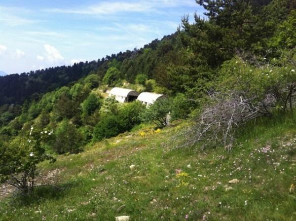 Bunker a Teasta d'Alpe
